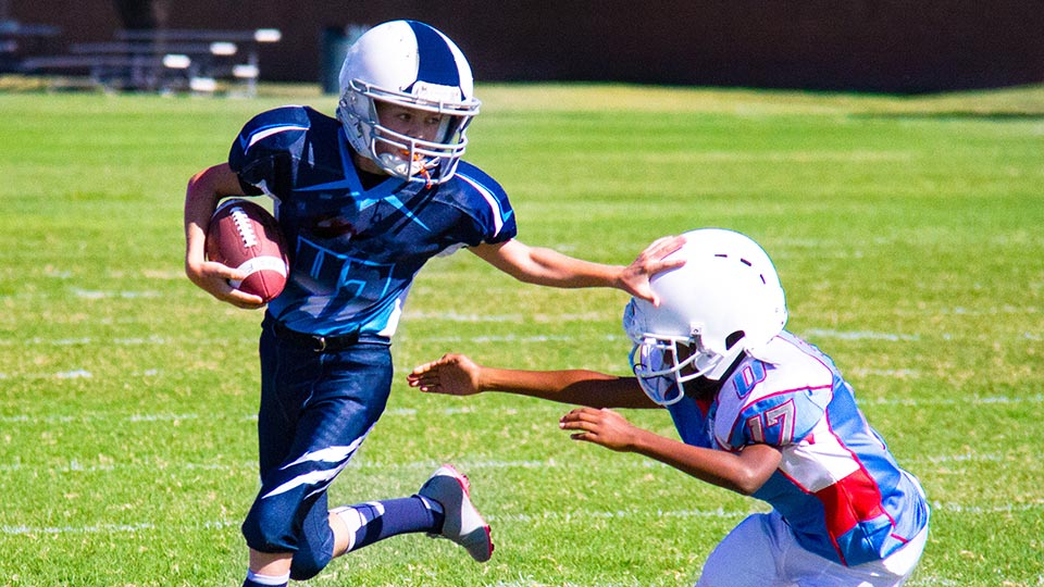 Concussions Are A Common Sports Injury