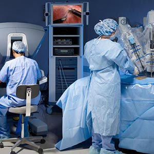 Da Vinci Xi Robotic Surgery Minimally Invasive Surgery